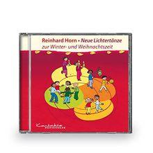 Neue Lichtertänze zur Advents- und Weihnachtszeit: CD