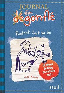 Journal d'un dégonflé 02. Rodrick fait sa loi (Diary of a Wimpy Kid)