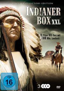 Indianer Box XXL [3 DVDs]