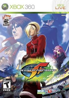 The King of Fighters XII (English version) [FR Import]