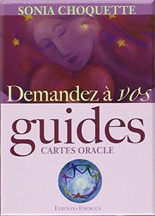 Demandez à vos guides : Carte oracle