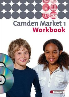 Camden Market - Ausgabe 2005. Lehrwerk für den Englischunterricht an 6 jährigen Grundschulen, Orientierungsstufe und in Schulformen mit ... 1 mit Multimedia-Sprachtrainer und Audio-CD