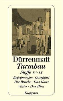 Turmbau. Stoffe 4 - 9