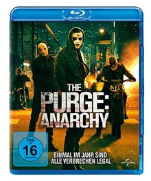 The Purge - Anarchy (inkl. Digital Ultraviolet) [Blu-ray]