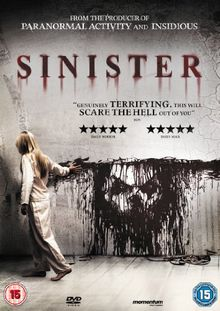 [UK-Import]Sinister DVD