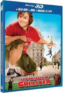 Les voyages de gulliver [Blu-ray]