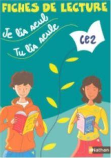 Fiches de lecture CE2 (Je Lis Seul Cal)