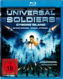 Universal Soldiers - Cyborg Islands [Blu-ray]
