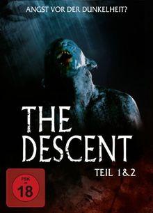 The Descent - Abgrund des Grauens / The Descent 2 - Die Jagd geht weiter (Special Edition, 2 D [2 DVDs]