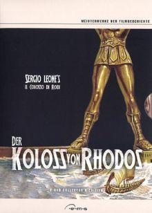 Der Koloss von Rhodos [Special Collector's Edition] [2 DVDs]