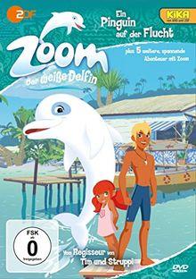 Zoom - Der weiße Delfin: Ein Pinguin auf der Flucht