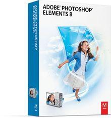 Adobe Photoshop Elements 8 Upgrade WIN