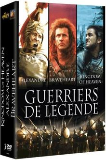 Braveheart ; alexandre ; kingdom of heaven