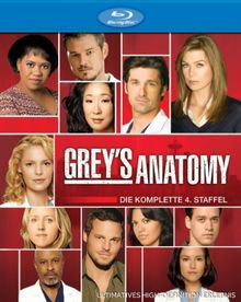 Grey's Anatomy - Staffel 4 [Blu-ray]