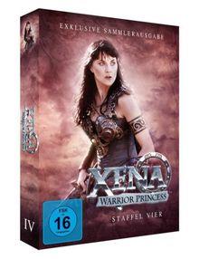 Xena: Warrior Princess. Staffel 4 (6 DVDs)
