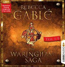 Die Waringham-Saga - Teil 1-Teil 5: Die ersten fünf Teile der Waringham-Reihe.