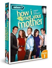 Coffret how I met your mother, saison 7 [FR Import]