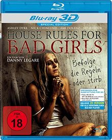 House Rules For Bad Girls - Unrated [3D Blu-ray] [Special Edition]