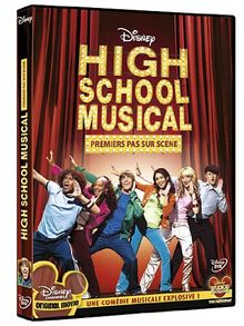 High School Musical - DVD intéractif