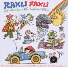 Raxli Faxli.Original Aufnahme