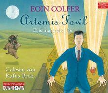Artemis Fowl - Das magische Tor: 5 CDs (Ein Artemis-Fowl-Roman, Band 8)