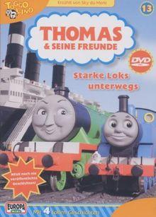 Thomas und seine Freunde (Folge 13) - Starke Loks unterwegs