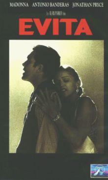 Evita [VHS]