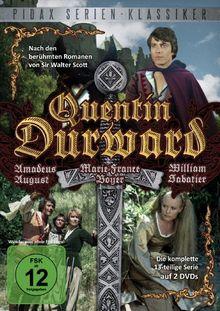 Pidax Serien-Klassiker: Quentin Durward - Die komplette 13-teilige Abenteuerserie (2 DVDs)