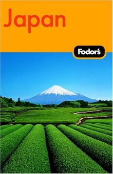 Fodor's Japan, 17th Edition (Fodor's Gold Guides)