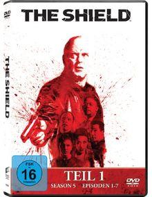 The Shield - Season 5, Vol.1 [2 DVDs]