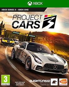 Project Cars 3 Xbox One-Spiel