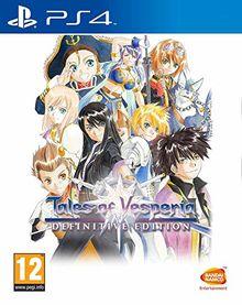 Tales of Vesp. : Def. Ed. PS4