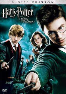 Harry Potter und der Orden des Phönix (2 Disc Edition) [Limited Special Edition] [2 DVDs]