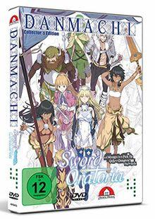 DanMachi - Sword Oratoria - DVD 4 (Limited Collector's Edition)