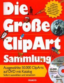 Die Große Franzis ClipArtSammlung