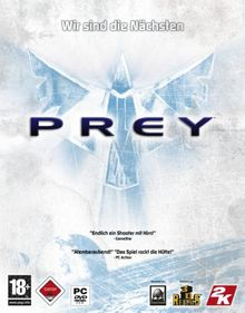 Prey (DVD-ROM) [Software Pyramide]