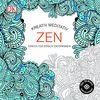 Kreativ meditativ Zen: Strich für Strich entspannen