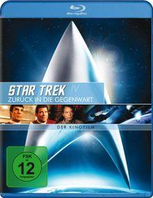 Star Trek 4 - Zurück in die Gegenwart [Blu-ray]