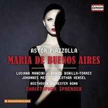 Astor Piazzolla: María de Buenos Aires