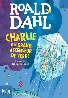 Charlie Et Le Grand Ascenseur De Verre (Cart Post Voile)