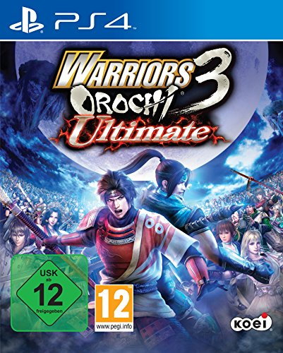 Warriors Orochi 3 Ultimate Unlock Susanoo: Warriors Orochi 3 Ultimate (PS4) De Koei Tecmo