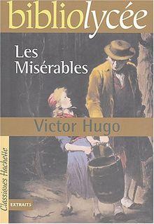 BiblioLycée : Les Misérables