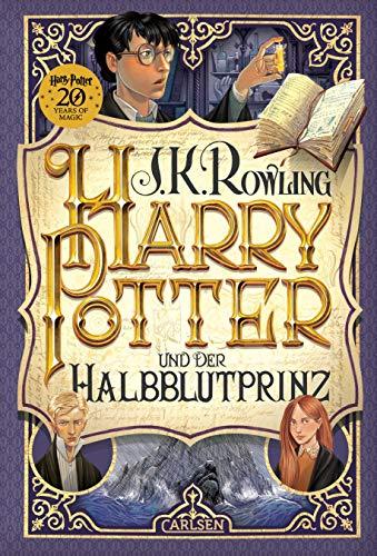 Harry Potter Und Der Halbblutprinz Harry Potter 6 Von Rowling J K