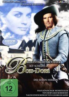 Romantische Abenteuer auf Schloss Bois-Dore [4 DVDs]
