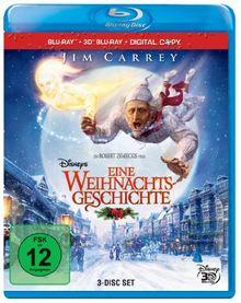 Disneys Eine Weihnachtsgeschichte (+ 3D Blu-ray + Digital Copy) [Blu-ray]