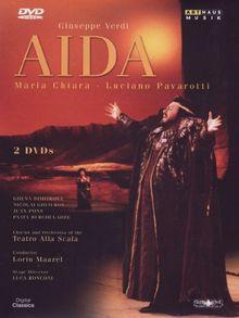 Giuseppe Verdi - Aida (2 DVDs )