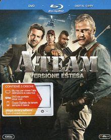 A-Team (+DVD+copia digitale) (versione estesa) [Blu-ray] [IT Import]