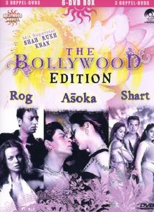 The Bollywood Edition (6 DVDs)