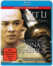Jet Li - Once upon a time in China and America [Blu-ray]