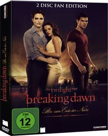Breaking Dawn - Bis(s) zum Ende der Nacht - Teil 1 (Fan Edition) [2 DVDs]